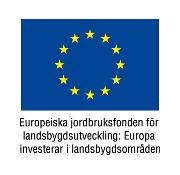 Europeiska jordbruksfonden för landsbygdsutveckling: Europa investerar i landsbygdsområden.